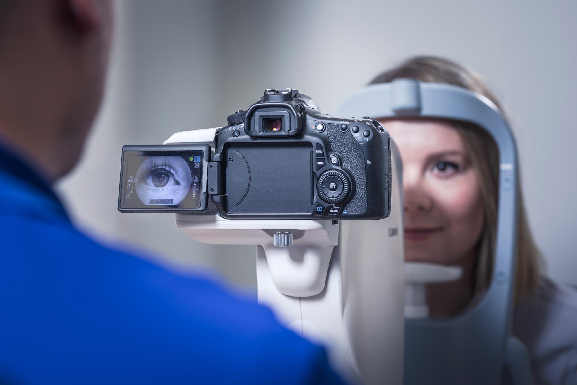 Diabeettisen retinopatian seurantapalvelu